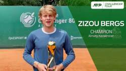 Bergs Claims Third ATP Challenger Crown Of 2021