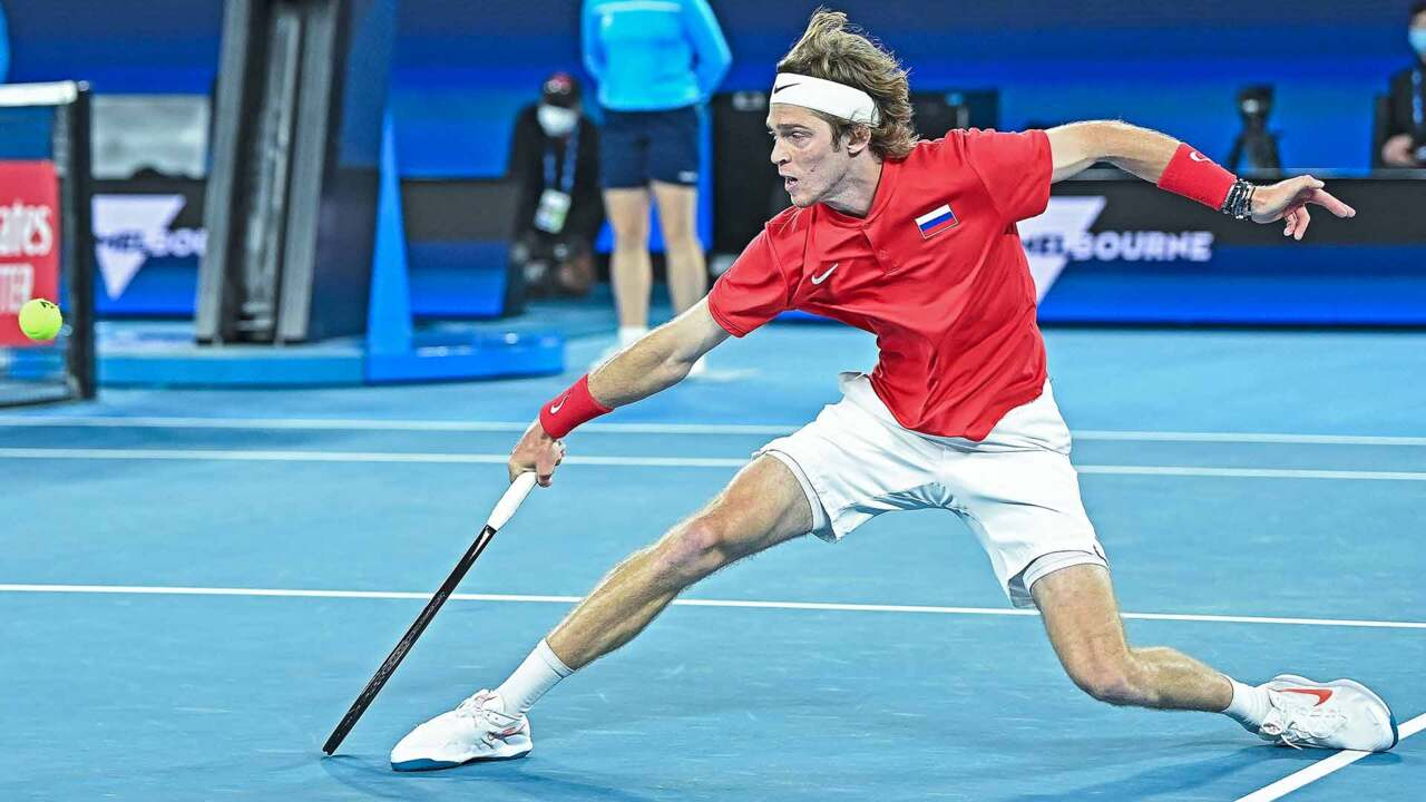 Highlights: Russia Roars To 2021 ATP Cup Title