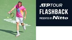 ATP Flashback Presented By Nitto: Tsitsipas' Stunner In Toronto In 2018