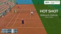 Hot Shots: Polish Power's Tweener-Around The Post Stunner