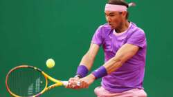 Hot Shot: Nadal Wins Insane Rally With Powerful Backhand