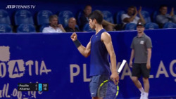 Hot Shot: An 'A' For Alcaraz's Amazing Lob In Umag