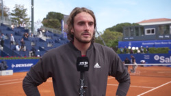 Tsitsipas: 'I Can't Wait To Compete Against Felix' In Barcelona