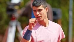 Hot Shot: Alcaraz, De 17 Años, Y Un Tiro Increíble En Dobles En Barcelona