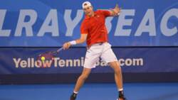 Hot Shot: Whoa! Isner Unleashes A Rocket In Delray Beach