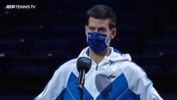 Djokovic Looks Ahead To Thiem Semi-final After Zverev Victory