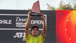 Highlights: Chile's Garin Lifts First Trophy On Home Soil In Santiago