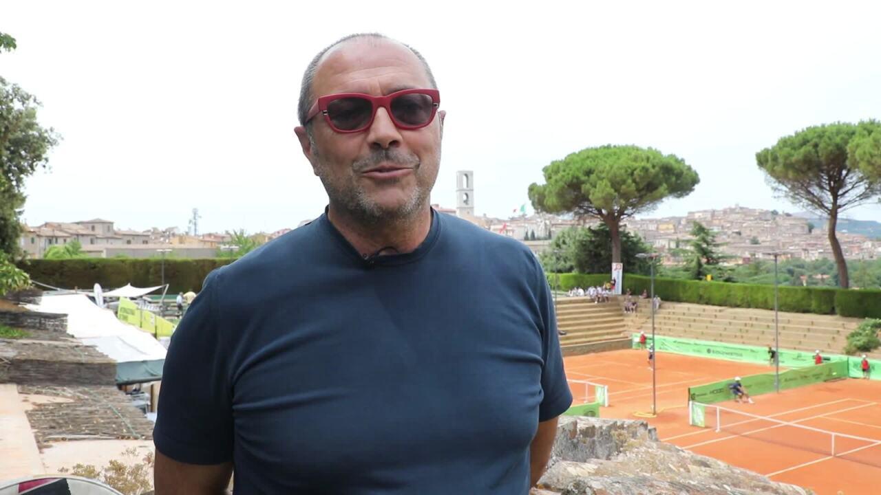 Perugia Challenger Thriving Under Former No. 21 Cancellotti