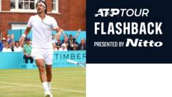 ATP Flashback Presented By Nitto: Lopez's Queen's Club Double