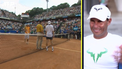Uncovered: Rafael Nadal Relives The Epic 2005 Rome Final