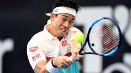 Highlights: Nishikori Vence A Chardy En SF de Brisbane