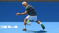 The Best Of Tennis Magician Mansour Bahrami