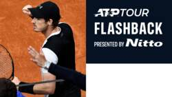 ATP Flashback presented by Nitto: Murray's Magic Clinches 2016 Rome Title
