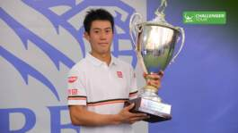Nishikori Captures Dallas Challenger Title