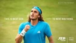 Stefanos Tsitsipas: This Is Tennis