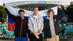 Russian Trio Makes History At The Australian Open