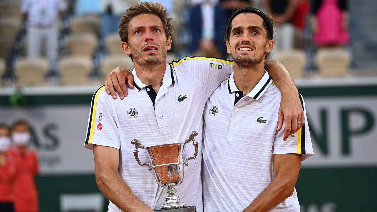 Highlights: Herbert, Mahut Capture Roland Garros 2021 Doubles Title