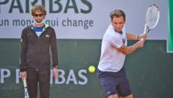 Cervara On Medvedev's Success: 'It's Becoming Almost Normal'