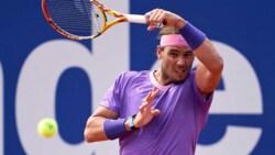 Highlights: Nadal, Rublev Avanzan En Barcelona