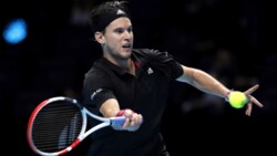 Hot Shot: Thiem Lands Lethal Combination In London