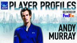 Murray FedEx ATP Player Profile 2017
