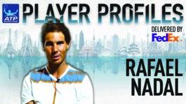 Nadal FedEx ATP Player Profile 2017