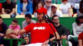 Exhibición Benéfica Con Estrellas ATP World Tour & Celebrities