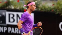 Hot Shot: Nadal Leaves Sinner Helpless With Sensational Lob In Rome 2021