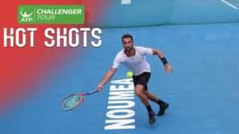 Hot Shot: Rubin On The Run In Noumea Final 2018