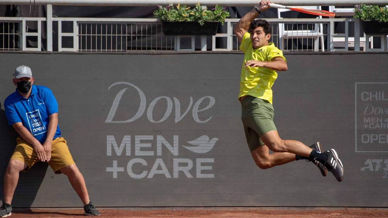 Highlights: Garin Advances, Delbonis Ends Rune's Run In Santiago