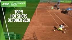 Top 5 Challenger Hot Shots Of October