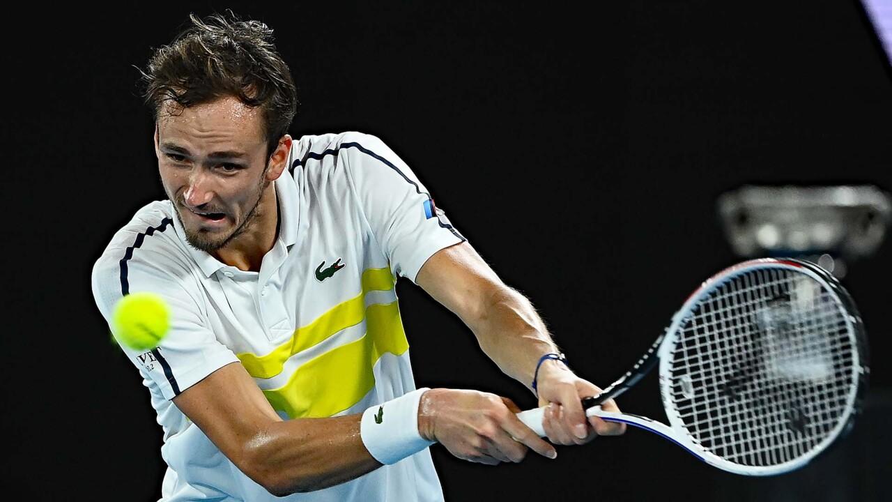 Highlights: Medvedev Masters Tsitsipas, Into First Australian Open Final