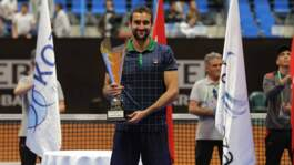 Cilic Beats Raonic In 2017 Istanbul Final Highlights