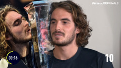 Tsitsipas Tackles Tennis History At Nitto ATP Finals