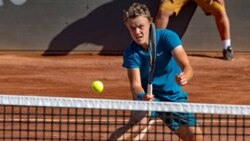 Highlights: 17-Year-Old Rune Sets Paire Clash In Santiago