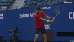 Watch Berrettini Practise Ahead Of US Open 2021 Campaign