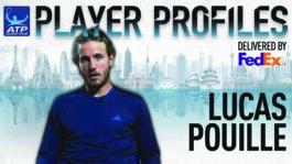 Pouille FedEx ATP Player Profile 2017
