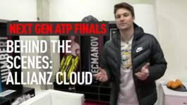 Flashback: Kecmanovic Muestra El Detrás De Cámaras De Las Next Gen ATP Finals 2019