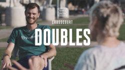 Tennis United: CrossCourt - Murray & Mattek-Sands On Doubles