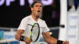 Nadal Outlasts Dimitrov In Australian Open 2017 SF