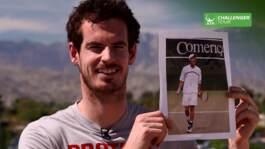 Challenger Vault: Andy Murray