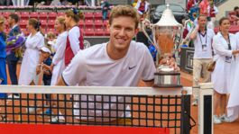 Highlights: Jarry Wns First ATP Tour Title At Bastad 2019