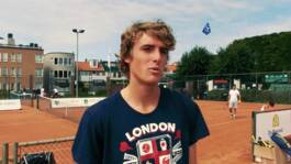 Top Junior Tsitsipas At Scheveningen Challenger 2016