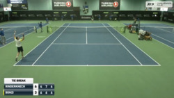 Highlights: Rinderknech Edges Bonzi For Istanbul Challenger Crown