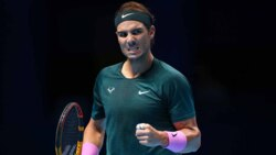 Hot Shot: Nadal Delivers Brutal Combination In London