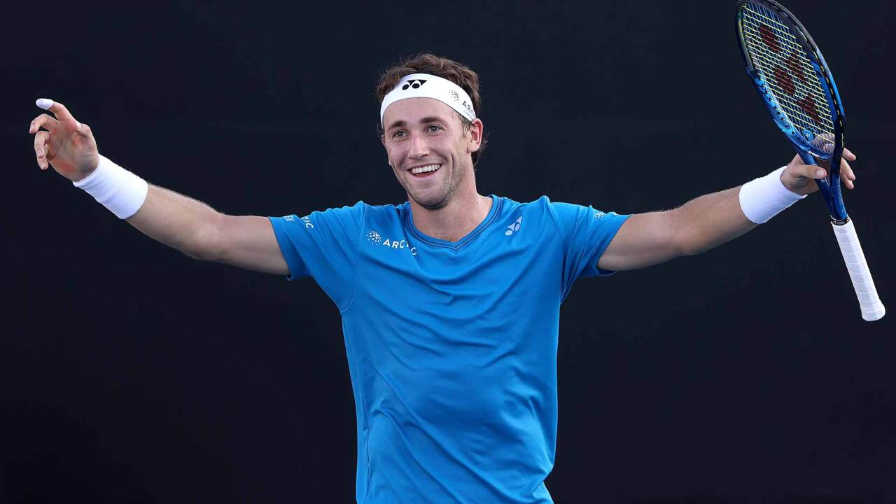 Highlights: Ruud Rolls To Tour-Leading Fifth Title In San Diego