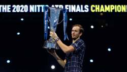 'It's Really Heavy!' Medvedev Reflects On Nitto ATP Finals Triumph