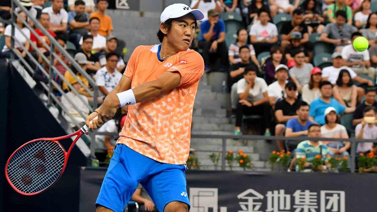 Match Point: Nishioka Beats Herbert For Shenzhen 2018 Title