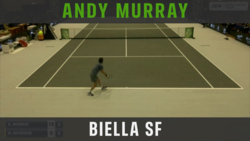 Highlights: Murray Reaches Biella Final