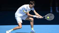 Highlights: Medvedev Powers Past McDonald, Reaches Melbourne QFs